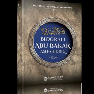 buku Biografi Abu Bakar Ash-Shiddiq