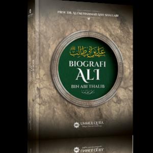 buku Biografi Ali bin Abi Thalib