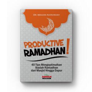 buku productive ramadhan