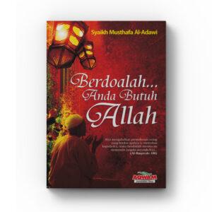 buku berdoalah anda butuh allah