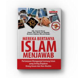 buku mereka bertanya islam menjawab