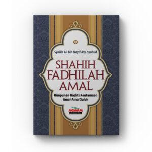 buku shahih fadhilah amal