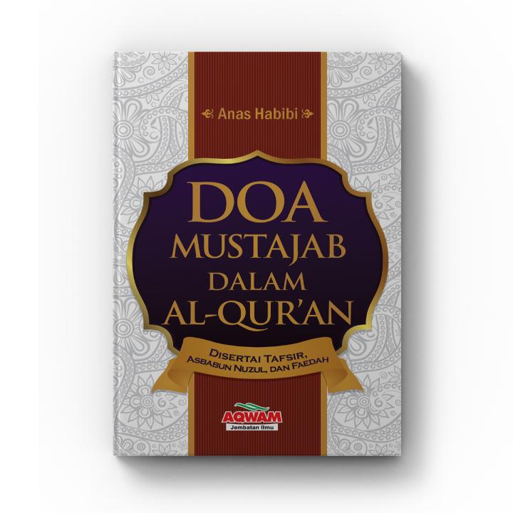 buku doa mustajab dalam alquran